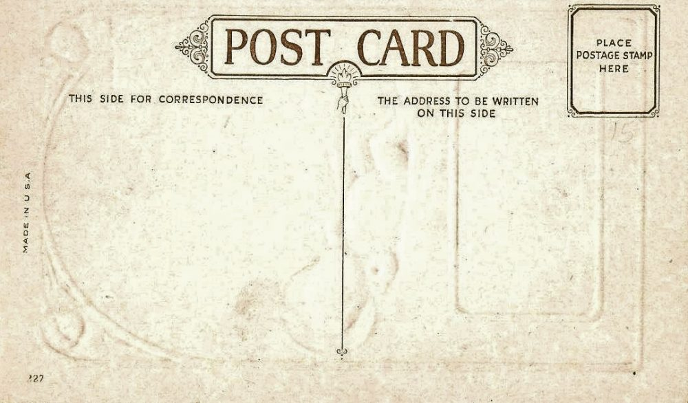 Free Printable antique postcards - KnickofTime.net