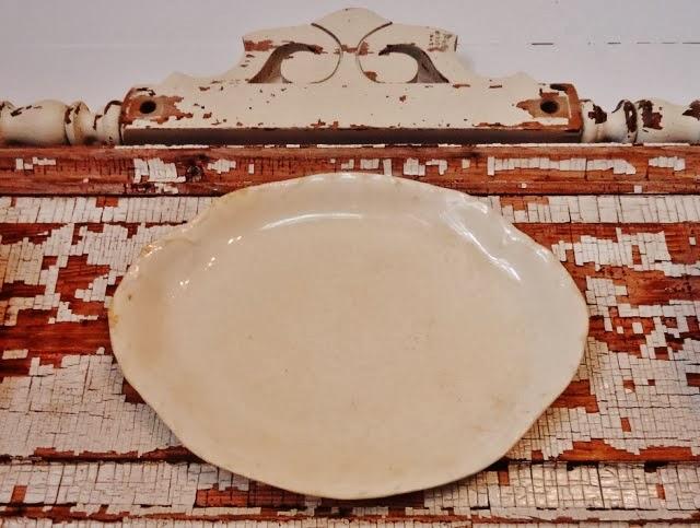 Repurposed Ironstone Plates and Tarnished Silverware