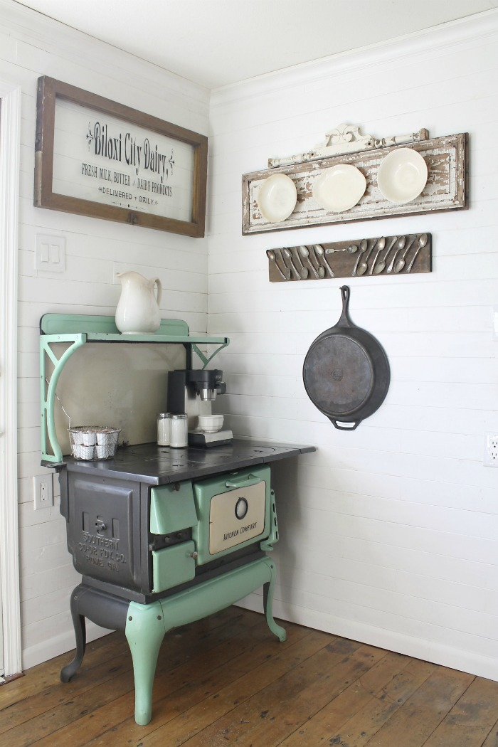 Passing It Down Antique Farmhouse Kitchen Stove Knick Of Time