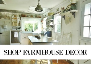 shop for farmhouse kitchen decor