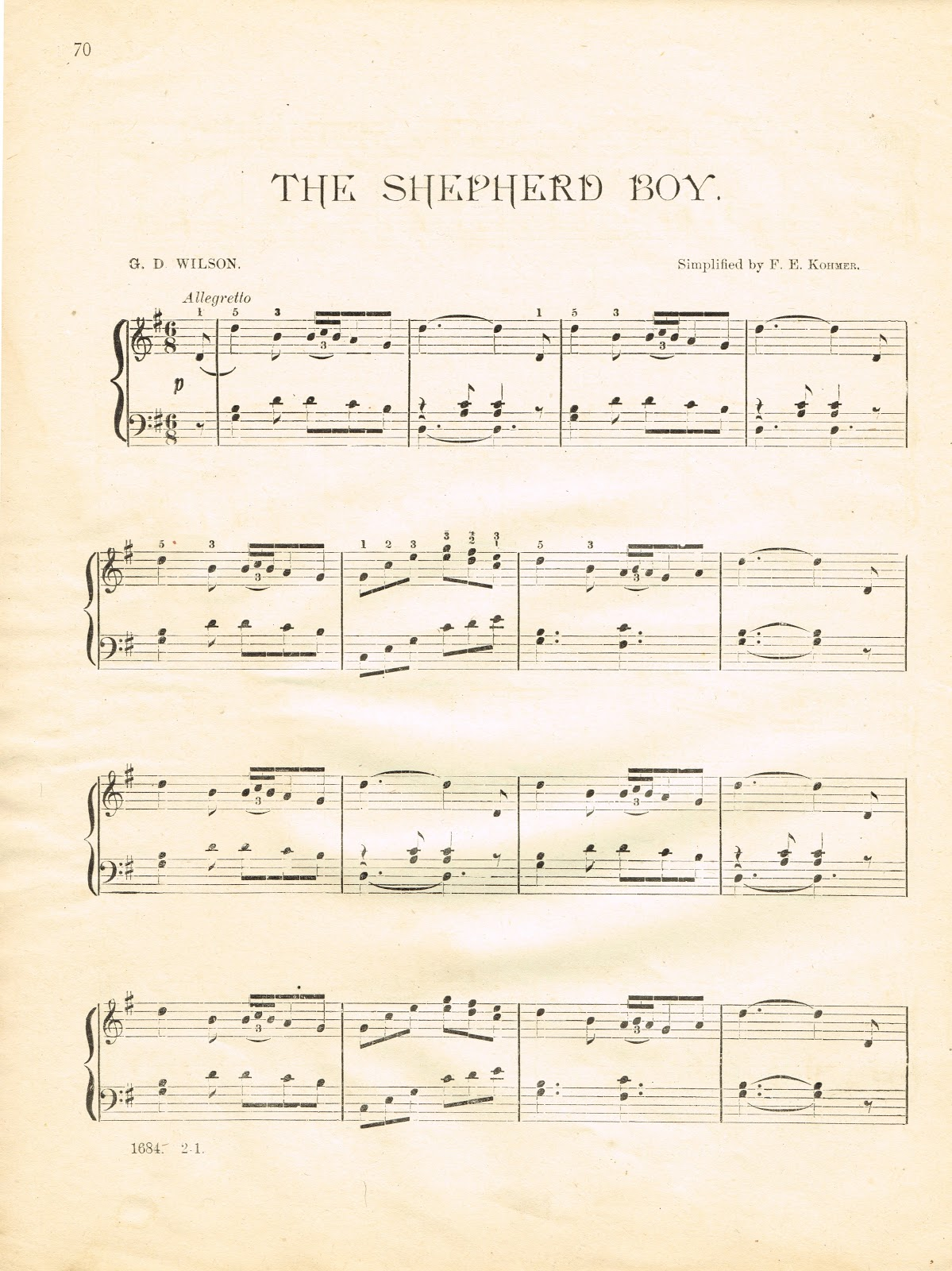 Christmas Music Pages - Loads of free pages!   Knick of Time