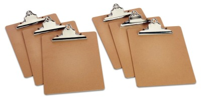 office clipboards