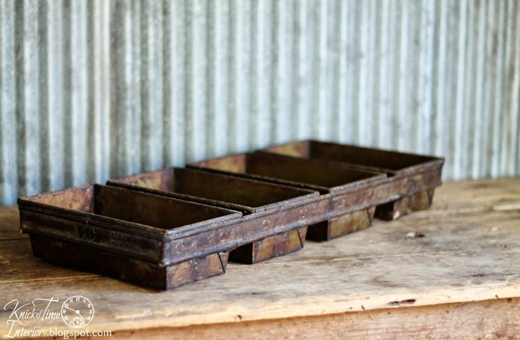 Antique Bread Pan via Knick of Time