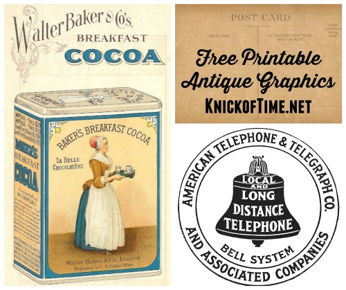 Antique Graphics And Royalty Free Stock Images From Knick