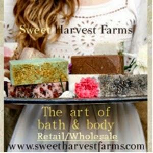 Sweet Harvest Farms Handmade Soap