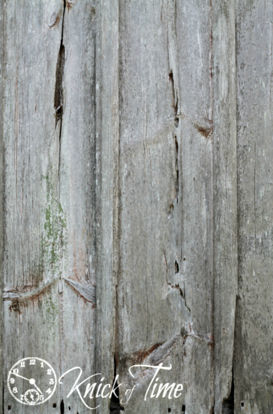Barn Wood Digital Image Backdrop via Knick of Time