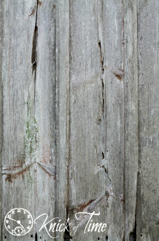 Barn Wood Digital Image Backdrop via Knick of Time
