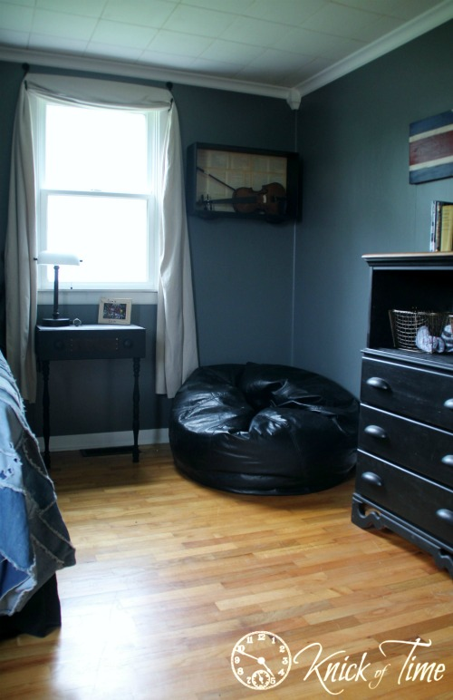 Teen Boy Room Makeover
