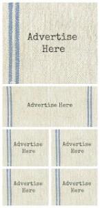 Blog Sponsorship Sidebar Ad