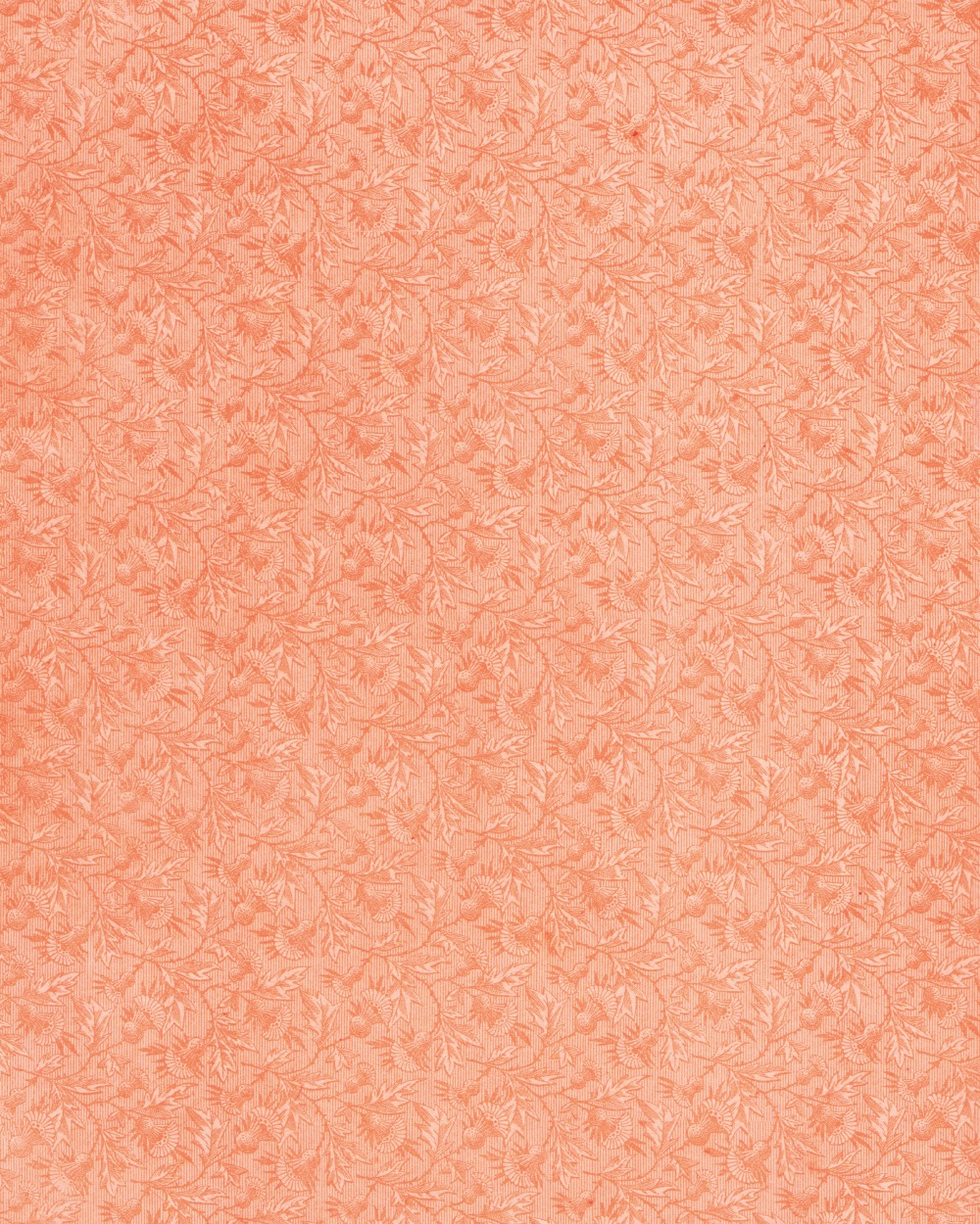 Floral Paper Red