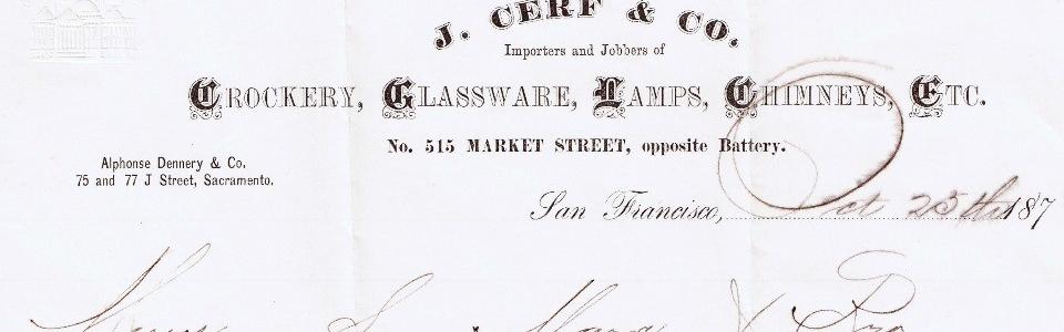 antique business letterhead printable