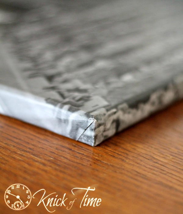 DIY Photo Canvas How To