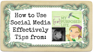 Blogging with the Pros – Using Social Media Effectively