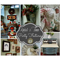Vintage Inspiration Party #160 – Link Up and Get Inspired!