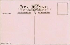 Free Printable Vintage Postcard – Pretty!