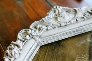 How to Accent Details with Antiquing Powder