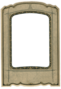 Antique Photo Frame – Antique Graphics Wednesday