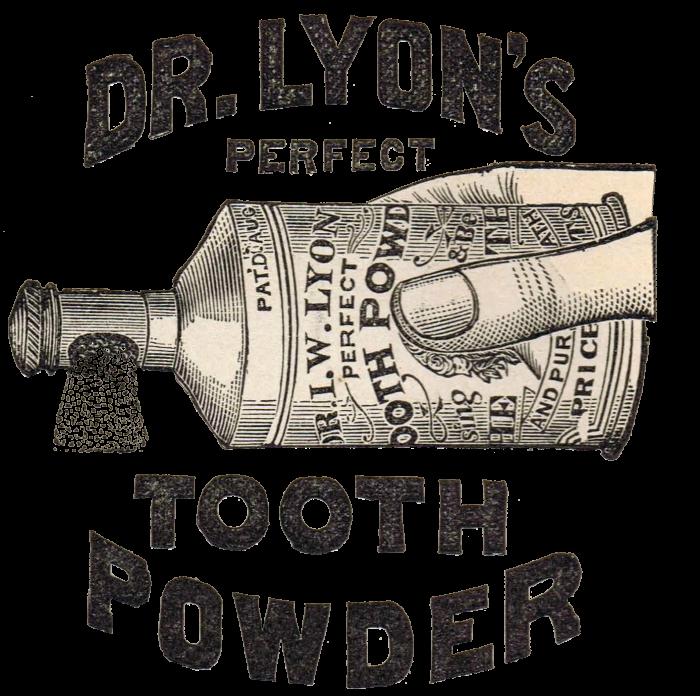 Antique Graphic Advertisement