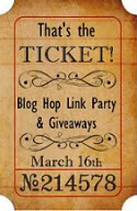 THAT'S the TICKET – Linky Party with 4 GIVEAWAYS