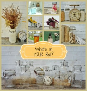 Thursday's Theme {Canning Jars}