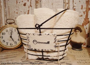 A Tisket, a Tasket, a Old Look for a Basket