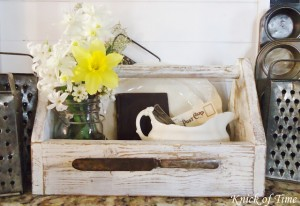 Little Spring Tool Tote