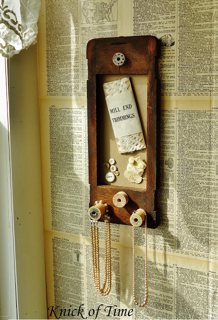 Sew Inspired Salvage Knick Of Time