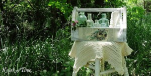 Cottage Garden Tote