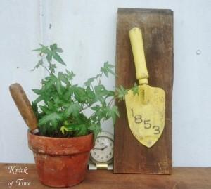 I'm Diggin' It – Garden Spade Decor