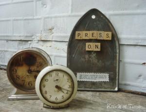 {Press On}