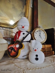 Frosty's Friends – Sock Christmas People