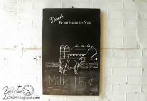 Direct From the Farm Sign  (Silhouette Tutorial, Tips & Tricks)