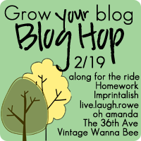 Grow Your Blog – Blog Hop