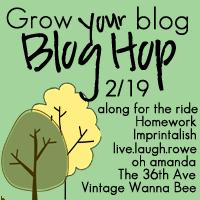 Grow Your Blog – Blog Hop
