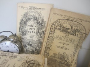 1st GIVEAWAY!!!  15 Antique Engravings, Illustrations & Sheet Music