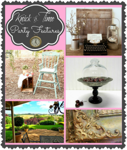 Knick of Time #128 – Vintage Inspiration Party