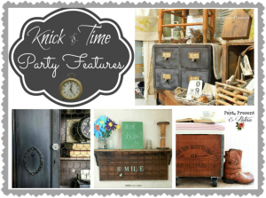 Knick of Time Tuesday #130 – Vintage Inspiration Party