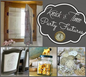 Knick of Time Tuesday #121 – Vintage Inspiration Party