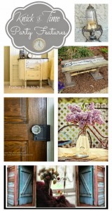 Knick of Time Tuesday #135 – Vintage Inspiration Party