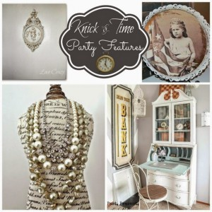 Knick of Time Tuesday #141 – Vintage Inspired Party