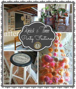 Knick of Time Tuesday #131 – Vintage Inspiration Party