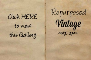 Repurposed Vintage Projects