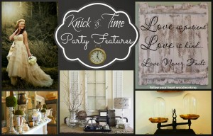 Knick of Time Tuesday #122 – Vintage Inspiration Party