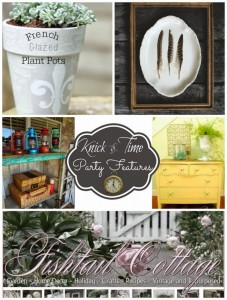 Knick of Time Tuesday #140 – Vintage Decor Inspiration Party