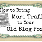 More Blog Traffic