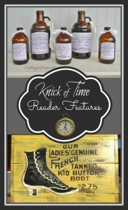 Love Potion & Ladies' Boots – 2 Reader Featured Projects