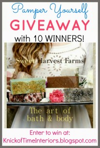 GIVEAWAY – Sweet Harvest Farms – 10 Winners!