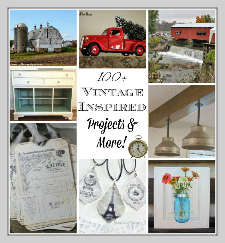Vintage Home Decor