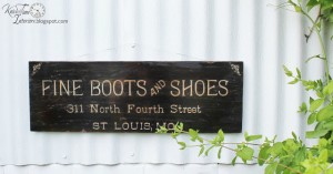This is Why a Body Needs Sleep…Boot & Shoe Store Sign