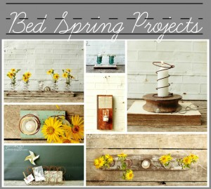 More Bed Spring Projects